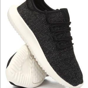 Adidas tubular shadow grey & black
